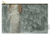Bride Below Dam Carry-all Pouch