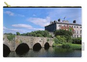 Bridge Across A Lake, Westport House Carry-all Pouch
