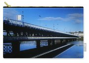 Bridge Across A River, Double-decker Carry-all Pouch