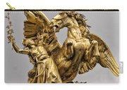 Bridge Adornment Paris Carry-all Pouch