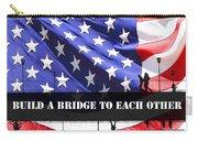 Bridge-builder Carry-all Pouch