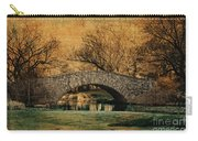 Bridge From The Past Carry-all Pouch