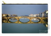 Bridge In Florence Carry-all Pouch