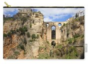 Bridge In Ronda Carry-all Pouch