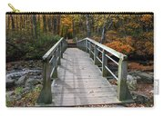 Bridge Into Autumn Carry-all Pouch