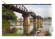 Bridge On The River Kwai Carry-all Pouch