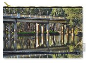 Bridge Over Ovens River 2 Carry-all Pouch