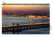 Bridge Over Tagus Carry-all Pouch