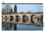 Bridge Over The River Thames Carry-all Pouch