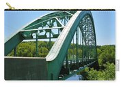Bridge Spanning Connecticut River Carry-all Pouch