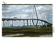 Bridge To Charleston Carry-all Pouch