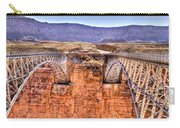 Bridges At Lees Ferry Carry-all Pouch