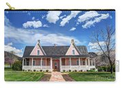 Brigham Young Forest Farm Home Carry-all Pouch