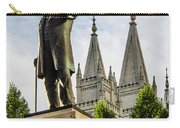 Brigham's Slc Temple Carry-all Pouch