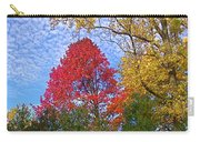 Bright Autumn Color Carry-all Pouch