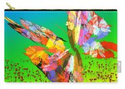 Bright Elusive Butterflys Of Love Carry-all Pouch
