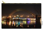 Bright Lights Big City Carry-all Pouch