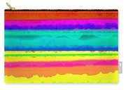 Bright Stripe Carry-all Pouch