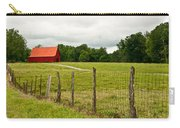 Brillant Red Barn Carry-all Pouch