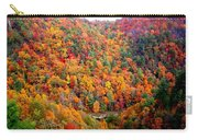 Brilliant Color Trees Carry-all Pouch