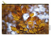 Brilliant Leaves Carry-all Pouch