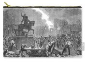 Bristol: Reform Riot, 1831 Carry-all Pouch by Granger