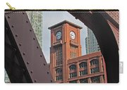 Britannica Building Chicago Illinois Carry-all Pouch