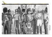 British Army, 1855 Carry-all Pouch