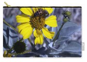 Brittlebush Bee Carry-all Pouch