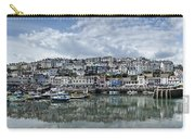 Brixham Harbour - Panorama Carry-all Pouch