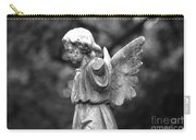 Broken Angel Bw Carry-all Pouch