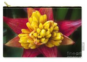 Bromiliad Blossom Carry-all Pouch