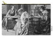 Bront� Sisters Carry-all Pouch