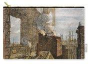 Brooklyn Bridge, 1882 Carry-all Pouch