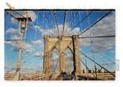 Brooklyn Bridge Summer Carry-all Pouch