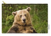 Brown Bear Ursus Arctos, Asturias, Spain Carry-all Pouch