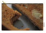 Brown Bread With Butter Carry-all Pouch