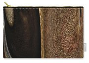Brown Metal Carry-all Pouch by Skip Nall