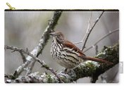Brown Thrasher - Spot Carry-all Pouch