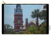 Brunswick Clock  Carry-all Pouch