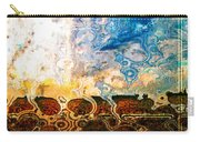 Bubble Landscape Abstract Carry-all Pouch