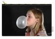 Bubblegum Bubble 3 Of 6 Carry-all Pouch