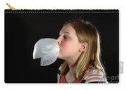 Bubblegum Bubble 4 Of 6 Carry-all Pouch