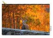 Buck In The Fall 01 Carry-all Pouch