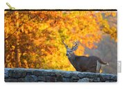 Buck In The Fall 07 Carry-all Pouch