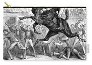 Bucking Mule, 1879 Carry-all Pouch