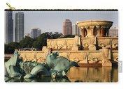 Buckingham Fountain - 3 Carry-all Pouch