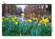 Bucks County Spring Carry-all Pouch