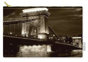 Budapest Nights Carry-all Pouch