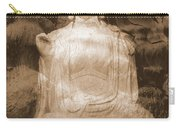 Buddha And Ancient Tree Carry-all Pouch